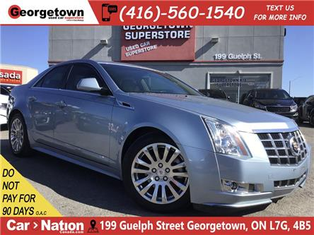 2013 Cadillac CTS Performance|NAVI|PANO ROOF|B/U CAM|61, 953KM (Stk: OP19025A) in Georgetown - Image 1 of 31