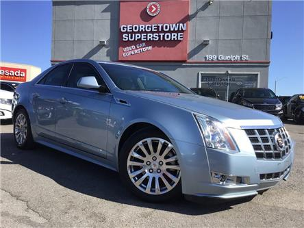 2013 Cadillac CTS Performance|NAVI|PANO ROOF|B/U CAM|61, 953KM (Stk: OP19025A) in Georgetown - Image 2 of 31