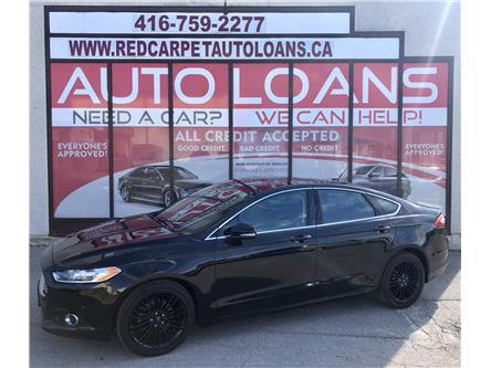 2016 Ford Fusion SE (Stk: 286173) in Toronto - Image 1 of 14