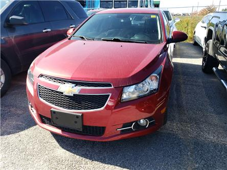 2014 Chevrolet Cruze 2LT (Stk: N13695A) in Newmarket - Image 1 of 4