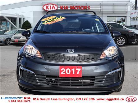 2017 Kia Rio LX+ (Stk: 2A6025A) in Burlington - Image 2 of 23