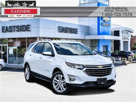 2020 Chevrolet Equinox Premier (Stk: L6111068) in Markham - Image 1 of 25