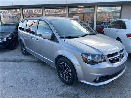 2018 Dodge Grand Caravan GT   PWR DOORS   HTD SEATS   CAPN CHAIRS   LEATHER (Stk: DR591) in Oakville - Image 2 of 21