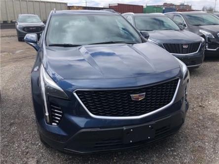 2019 Cadillac XT4 Sport (Stk: KF191517) in Toronto - Image 2 of 5