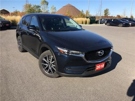 2018 Mazda CX-5 GT (Stk: MX1114) in Ottawa - Image 1 of 20