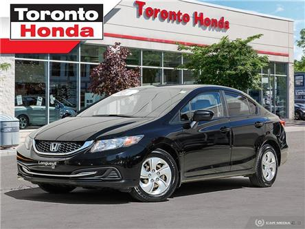 2015 Honda Civic LX/Bluetooth/Security/Heated front seats/I-MID Dis (Stk: 39473) in Toronto - Image 1 of 25