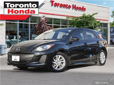 2012 Mazda Mazda3 GS (Stk: 39566) in Toronto - Image 1 of 27