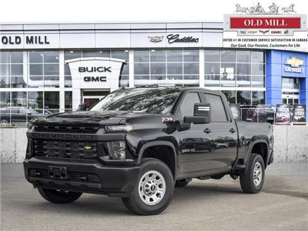 2020 Chevrolet Silverado 3500HD Work Truck (Stk: LF119203) in Toronto - Image 1 of 16