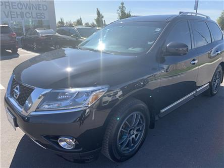 2015 Nissan Pathfinder Platinum (Stk: 20SB018A) in Innisfil - Image 1 of 10