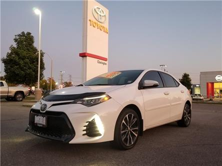 2018 Toyota Corolla  (Stk: 19600A) in Bowmanville - Image 1 of 23