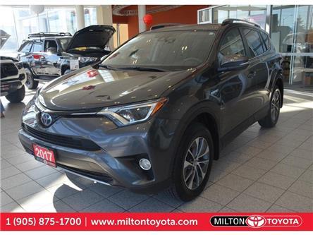 2017 Toyota RAV4 Hybrid  (Stk: 136314) in Milton - Image 1 of 39