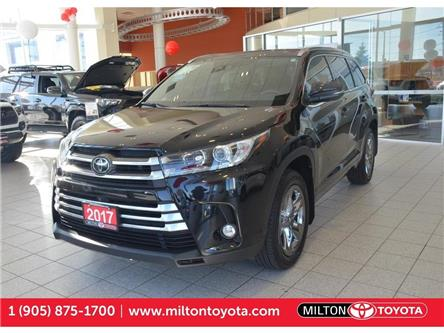 2017 Toyota Highlander  (Stk: 371105) in Milton - Image 1 of 44