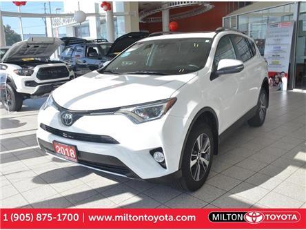 2018 Toyota RAV4  (Stk: 827574) in Milton - Image 1 of 40