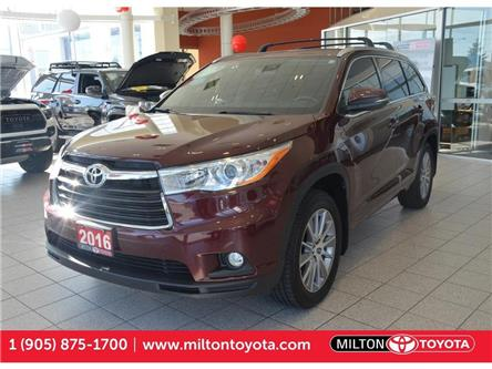 2016 Toyota Highlander  (Stk: 262171A) in Milton - Image 1 of 42