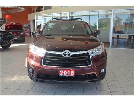 2016 Toyota Highlander  (Stk: 262171A) in Milton - Image 2 of 42