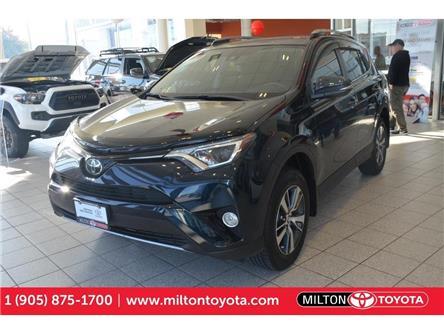 2018 Toyota RAV4  (Stk: 424648) in Milton - Image 1 of 40