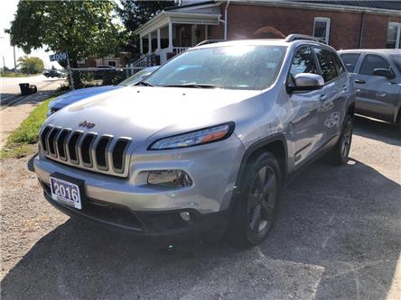 2016 Jeep Cherokee North (Stk: 66102) in Belmont - Image 1 of 18