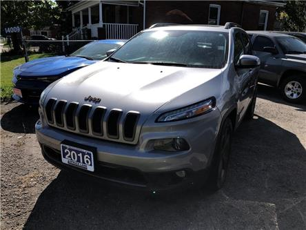 2016 Jeep Cherokee North (Stk: 66102) in Belmont - Image 2 of 18
