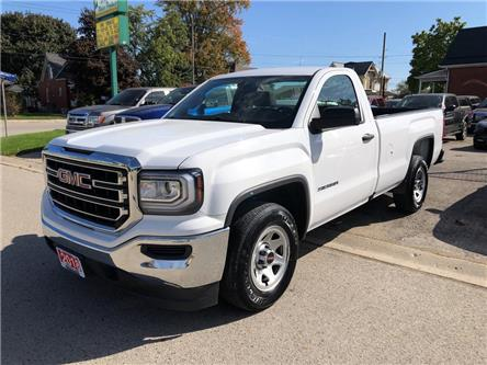 2018 GMC Sierra 1500 Base (Stk: 06225) in Belmont - Image 1 of 14
