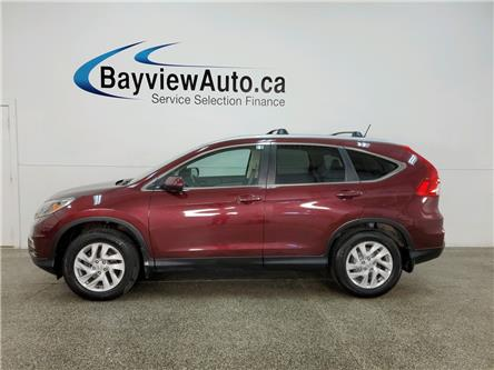 2016 Honda CR-V EX-L (Stk: 35561WA) in Belleville - Image 1 of 25