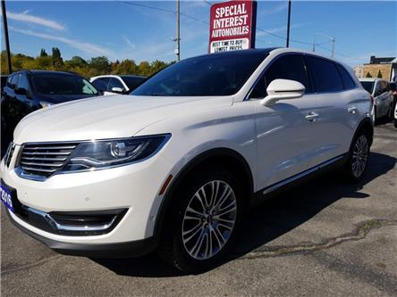 2016 Lincoln MKX Reserve (Stk: L70132) in Cambridge - Image 1 of 25