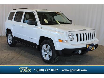 2015 Jeep Patriot Sport/North (Stk: 372360) in Milton - Image 1 of 40