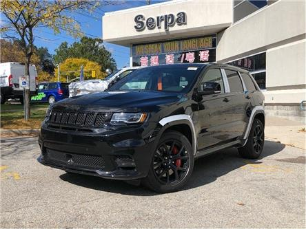 2020 Jeep Grand Cherokee SRT (Stk: 204014) in Toronto - Image 1 of 17
