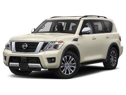 2020 Nissan Armada Platinum (Stk: Z9002) in Burlington - Image 1 of 9