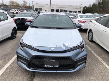 2020 Toyota Corolla SE (Stk: 202023) in Burlington - Image 2 of 5