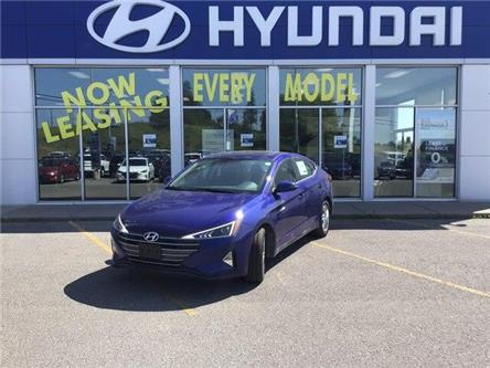 2020 Hyundai Elantra Preferred w/Sun & Safety Package (Stk: H12149) in Peterborough - Image 2 of 16