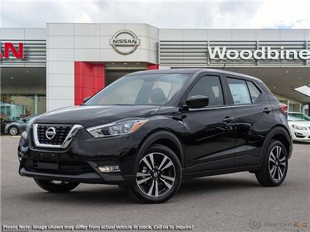 2019 Nissan Kicks SV (Stk: KC19-074) in Etobicoke - Image 1 of 23