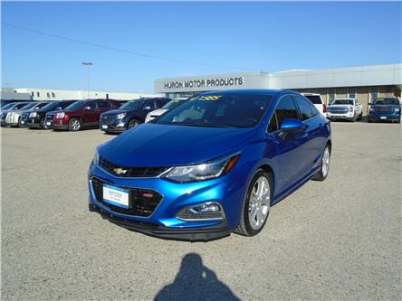 2016 Chevrolet Cruze Premier Auto (Stk: 73631) in Exeter - Image 2 of 30