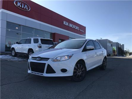 2013 Ford Focus SE (Stk: 9SR4538A) in Calgary - Image 1 of 5