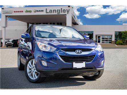 2011 Hyundai Tucson Limited (Stk: LF1322) in Surrey - Image 1 of 21