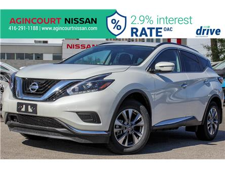 2018 Nissan Murano S (Stk: JN195314) in Scarborough - Image 1 of 27
