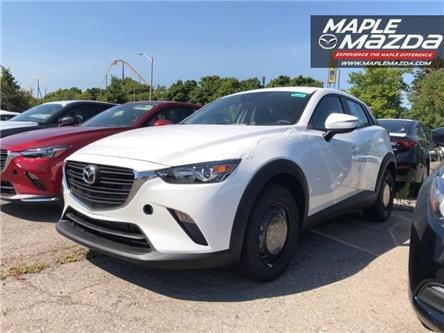2019 Mazda CX-3 GX (Stk: 19-032) in Vaughan - Image 1 of 2