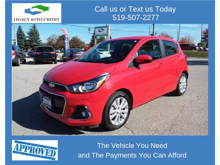 2018 Chevrolet Spark 1LT CVT (Stk: L9160) in Waterloo - Image 1 of 13