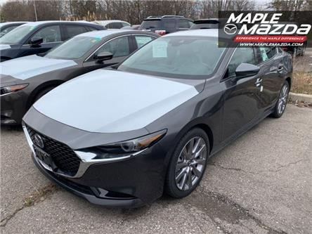 2019 Mazda Mazda3 GT (Stk: 19-213) in Vaughan - Image 1 of 5