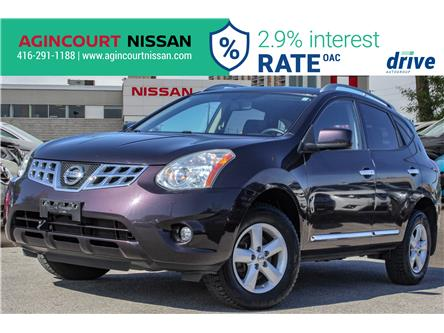 2013 Nissan Rogue S (Stk: KC787845A) in Scarborough - Image 1 of 27