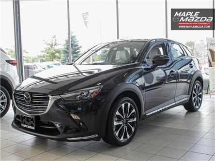 2019 Mazda CX-3 GT (Stk: 19-293) in Vaughan - Image 1 of 5