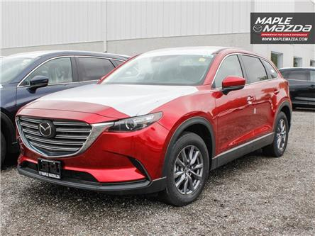 2019 Mazda CX-9 GS (Stk: 19-298) in Vaughan - Image 1 of 5