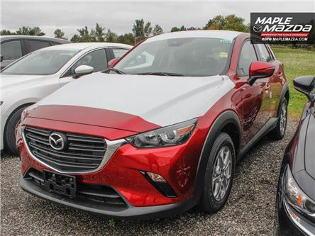 2019 Mazda CX-3 GS (Stk: 19-341) in Vaughan - Image 1 of 5