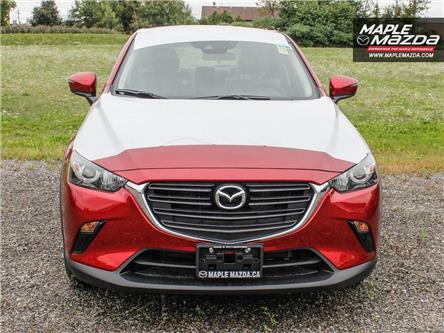 2019 Mazda CX-3 GS (Stk: 19-350) in Vaughan - Image 2 of 5