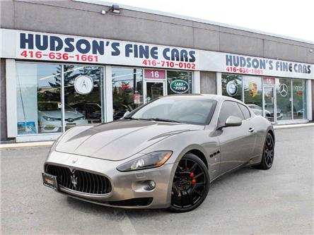 2008 Maserati GranTurismo Base (Stk: 36380) in Toronto - Image 1 of 30