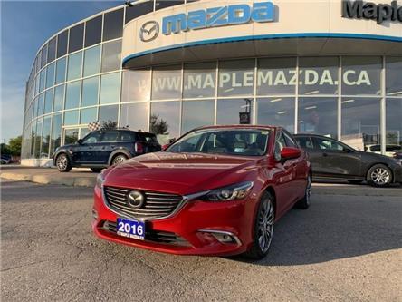 2016 Mazda MAZDA6 GT (Stk: P-1223) in Vaughan - Image 1 of 22