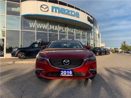 2016 Mazda MAZDA6 GT (Stk: P-1223) in Vaughan - Image 2 of 22
