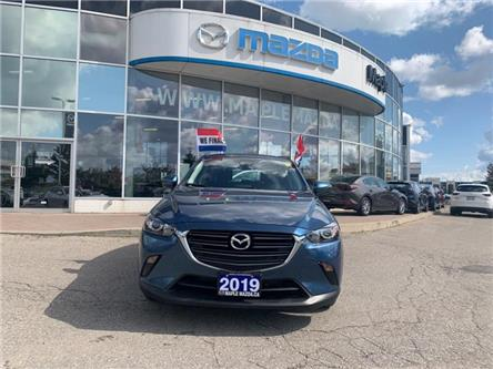 2019 Mazda CX-3 GS (Stk: P-1227) in Vaughan - Image 2 of 20