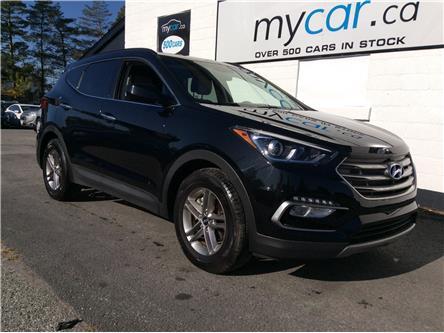 2018 Hyundai Santa Fe Sport 2.4 Premium (Stk: 191601) in Kingston - Image 1 of 19