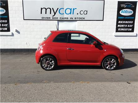 2014 Fiat 500 Sport (Stk: 191583) in Richmond - Image 1 of 16