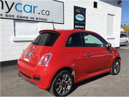 2014 Fiat 500 Sport (Stk: 191583) in Richmond - Image 2 of 16